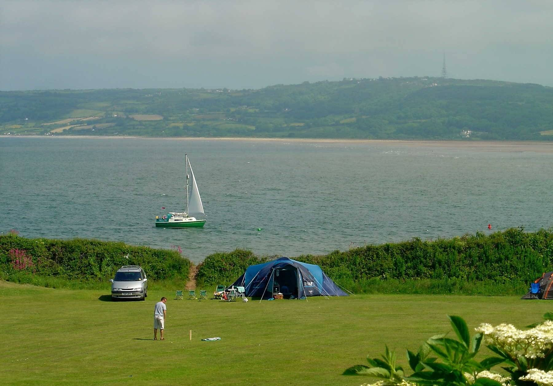 St Davids Park, Pentraeth, Isle Of Anglesey | Head Outside