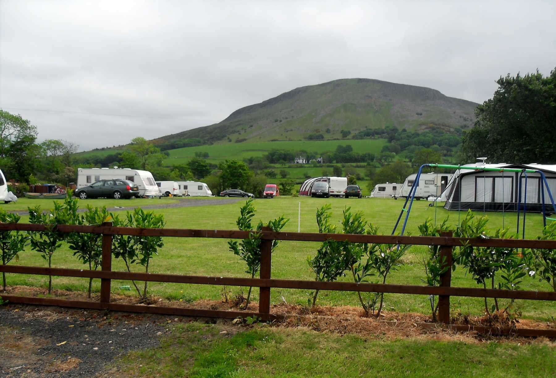 Hillfoot Caravan Site & Camping