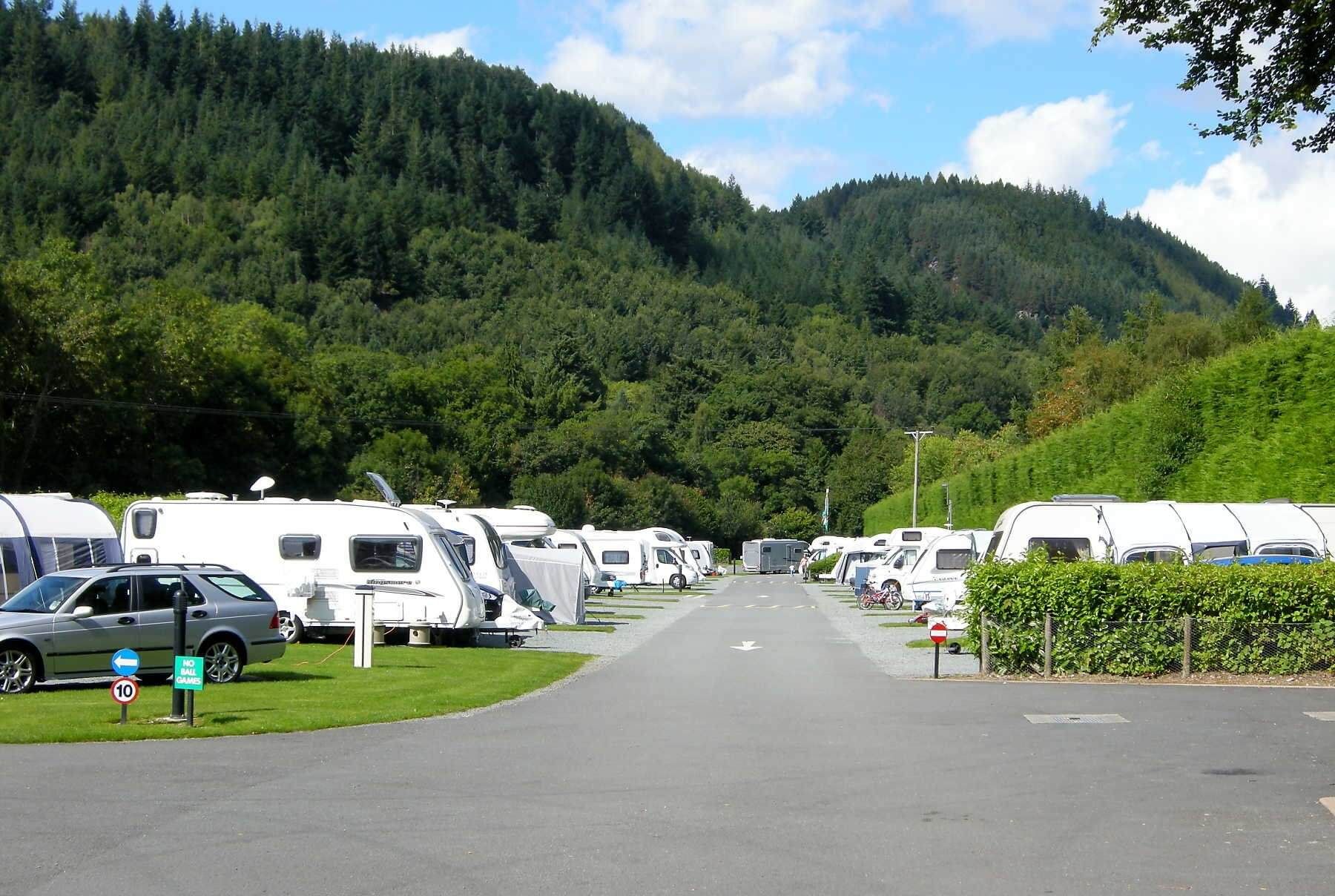 Riverside Caravan And Camping Park, Betws Y Coed, Conwy   Head Outside
