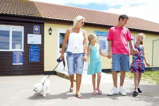 Seaview Holiday Park ( Park Holidays Uk )