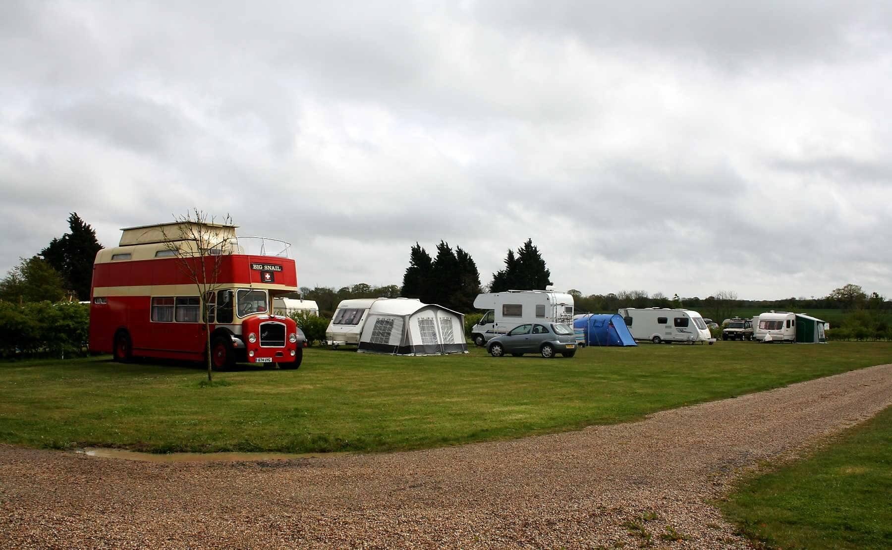 Haw Wood Farm Caravan & Camping Park, Darsham, Suffolk  | Head Outside