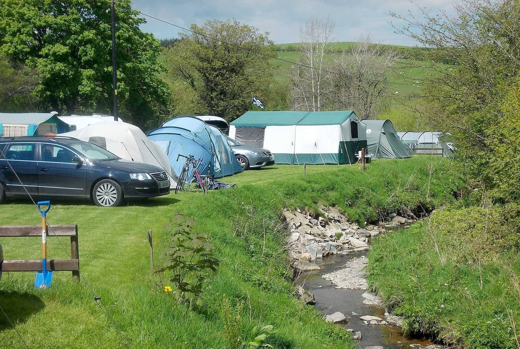 Maes Y Bryn Campsite, Llanrwst, Conwy | Head Outside