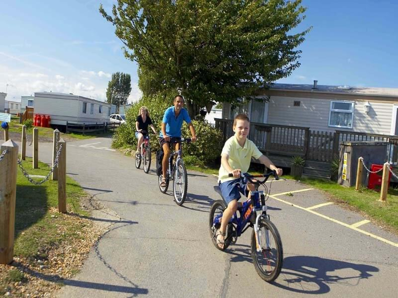 Rye Harbour Holiday Park ( Park Holidays Uk)