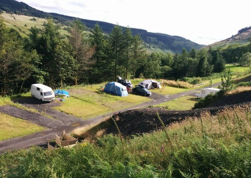 Willow Springs Campsite, Port Talbot, Glamorgan  | Head Outside