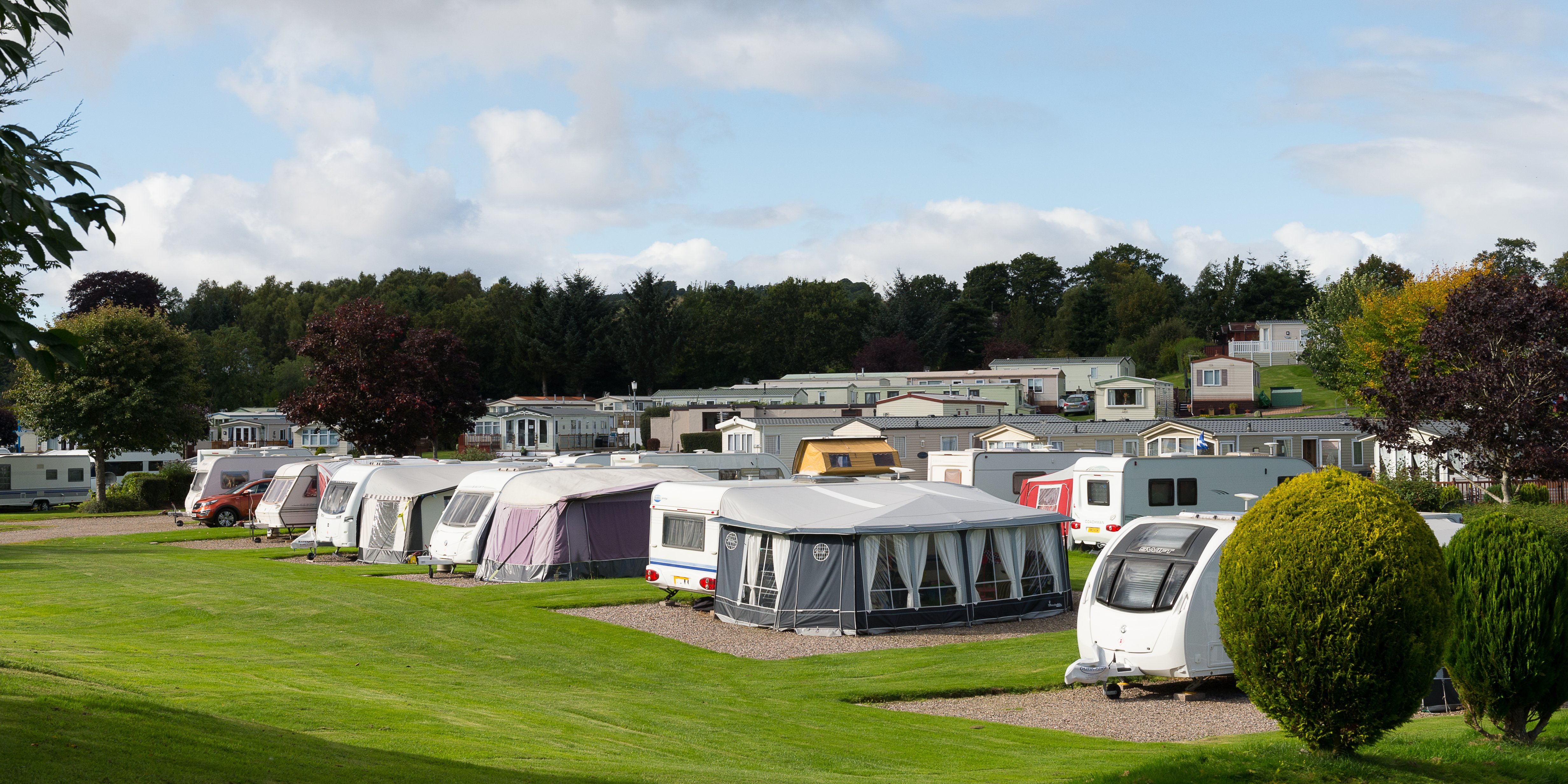 Blairgowrie Holiday Park, Blairgowrie, Perthshire | Head Outside