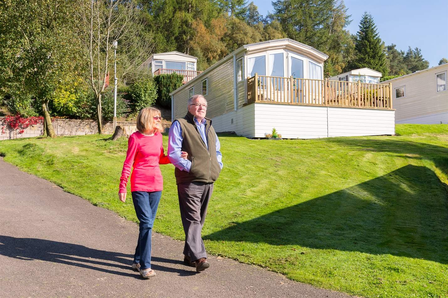 Corriefodly Holiday Park, Blairgowrie, Perthshire | Head Outside