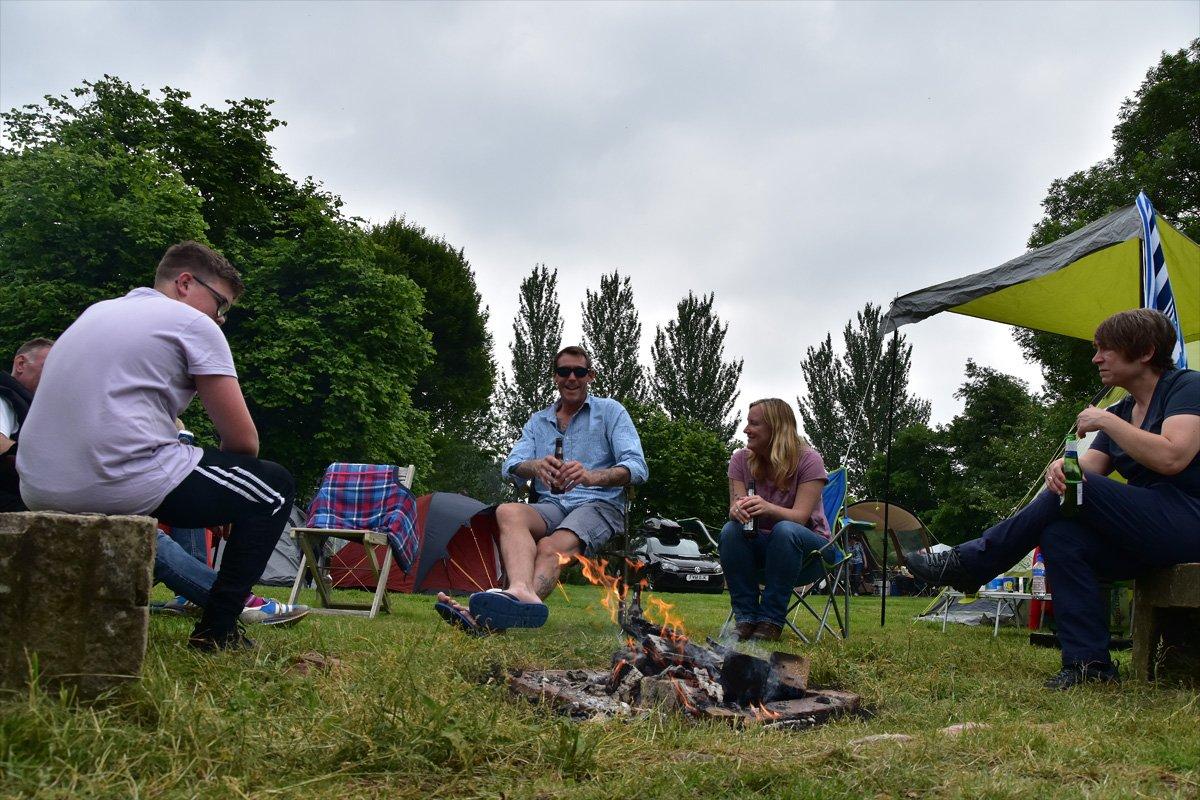 Little Oak Camping, Retford, Derbyshire | Head Outside