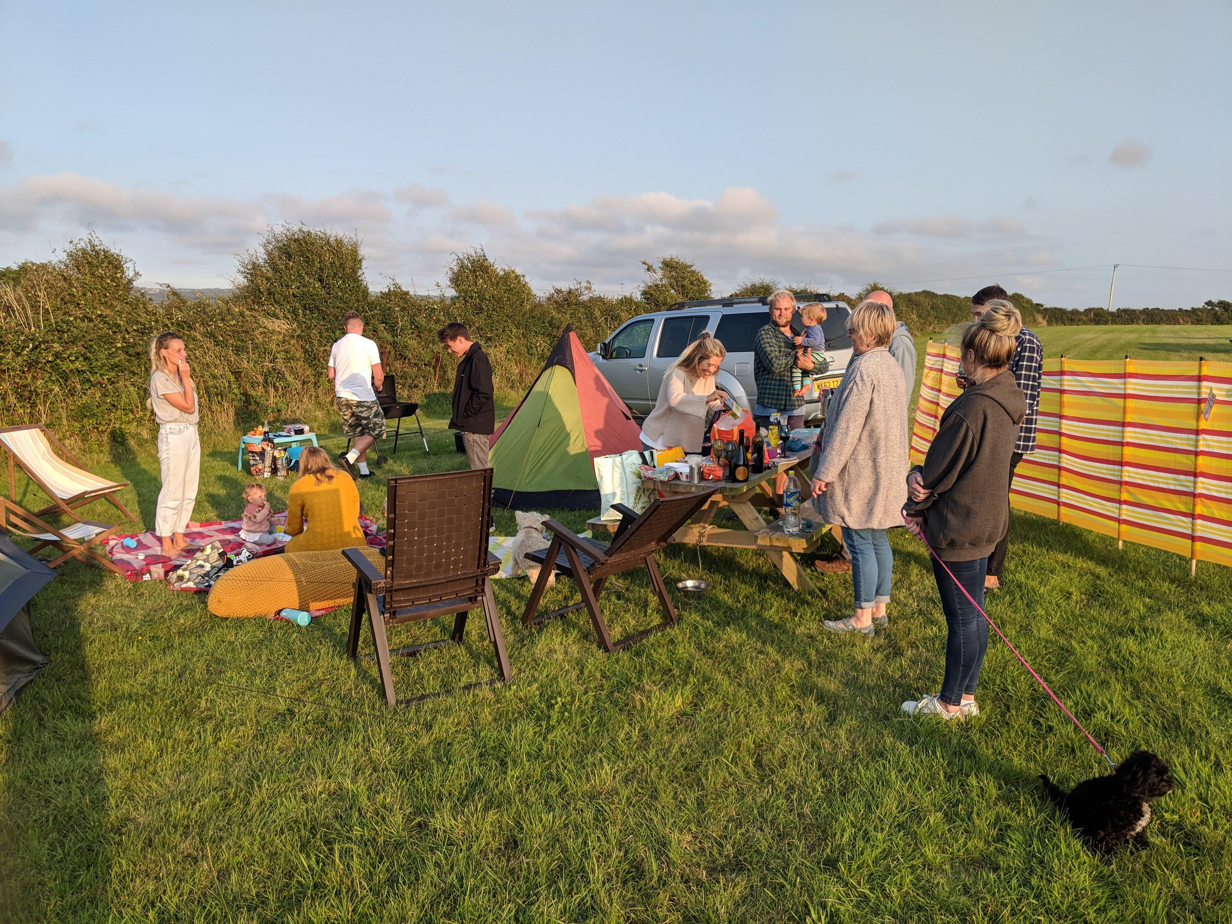 Hope Farm Holidays - Eco Camping