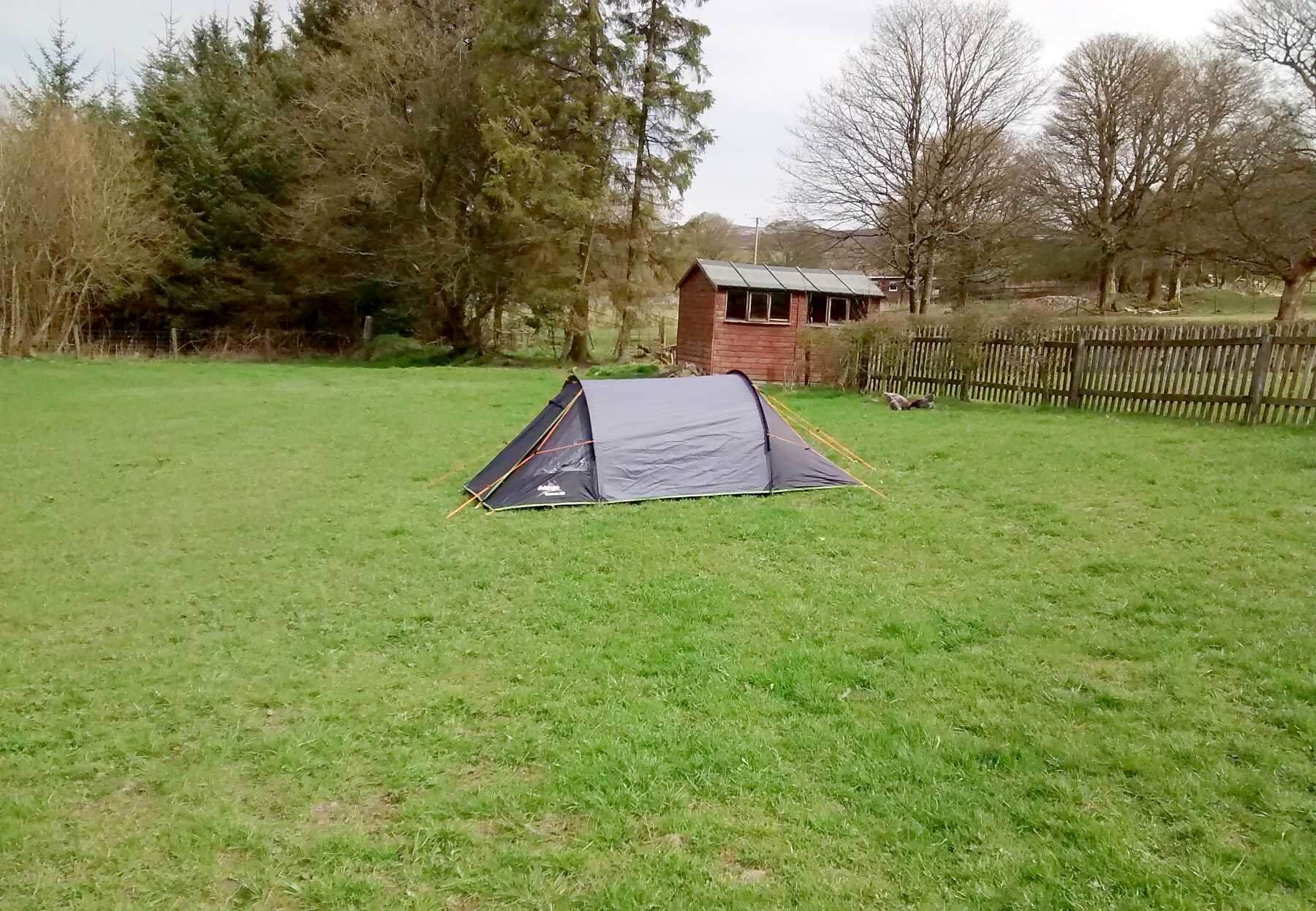 The Nipstone Campsite