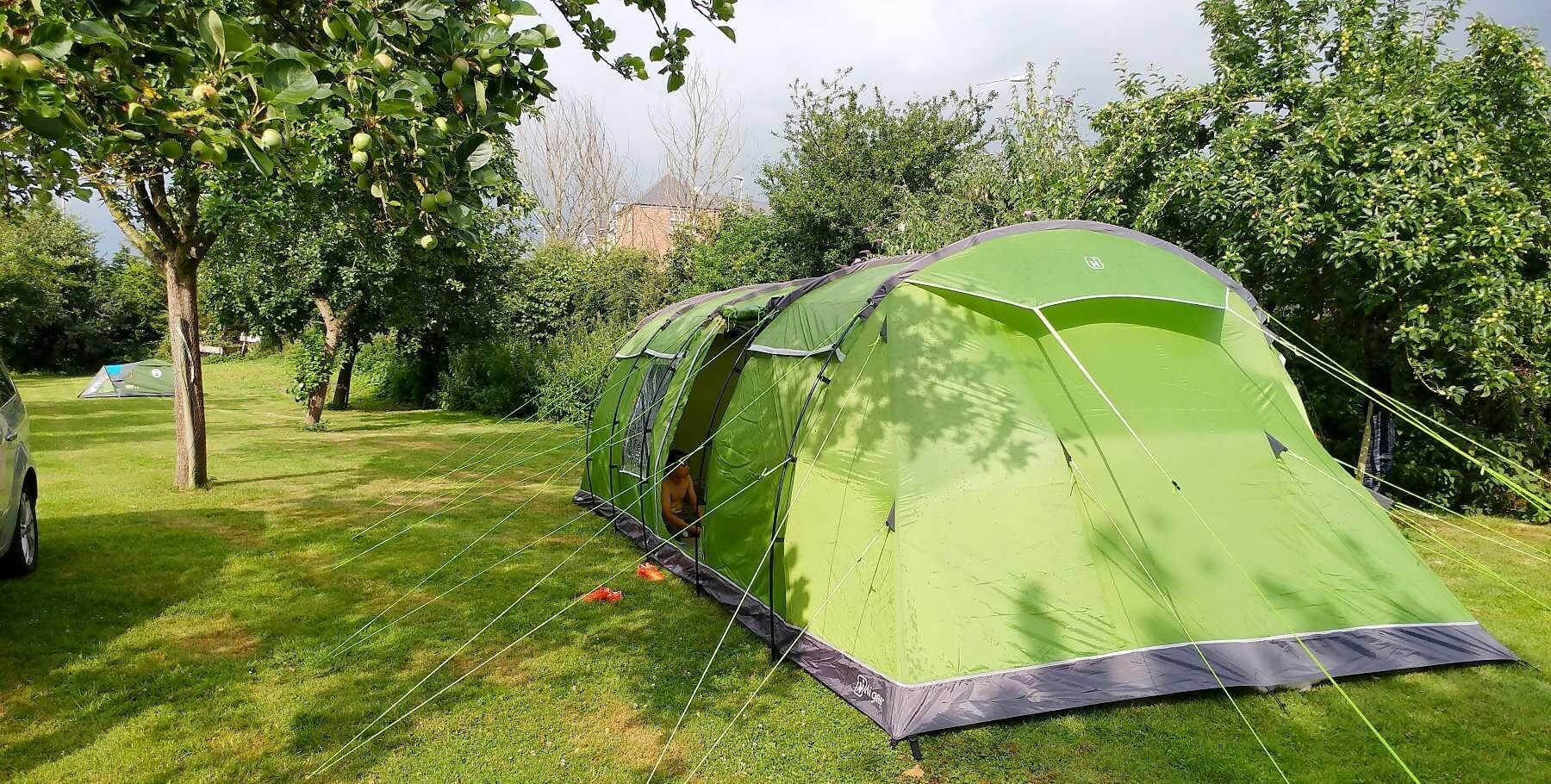 Tanpits Cider Farm Caravan & Camping Park