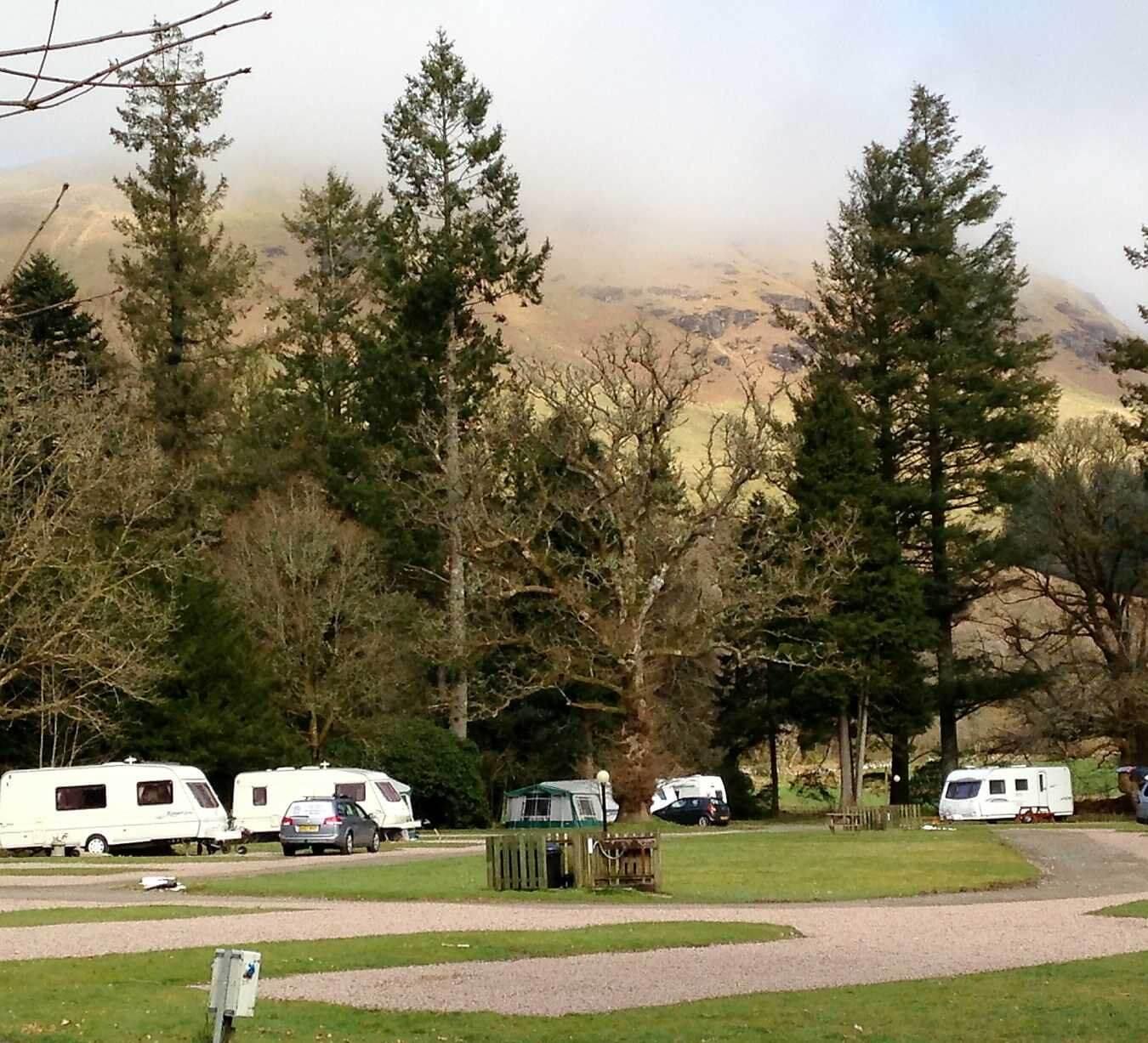 Glendaruel Caravan Park