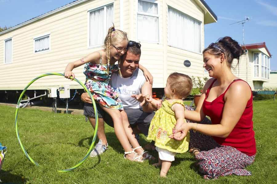 Winchelsea Sands Holiday Park ( Park Holidays Uk)