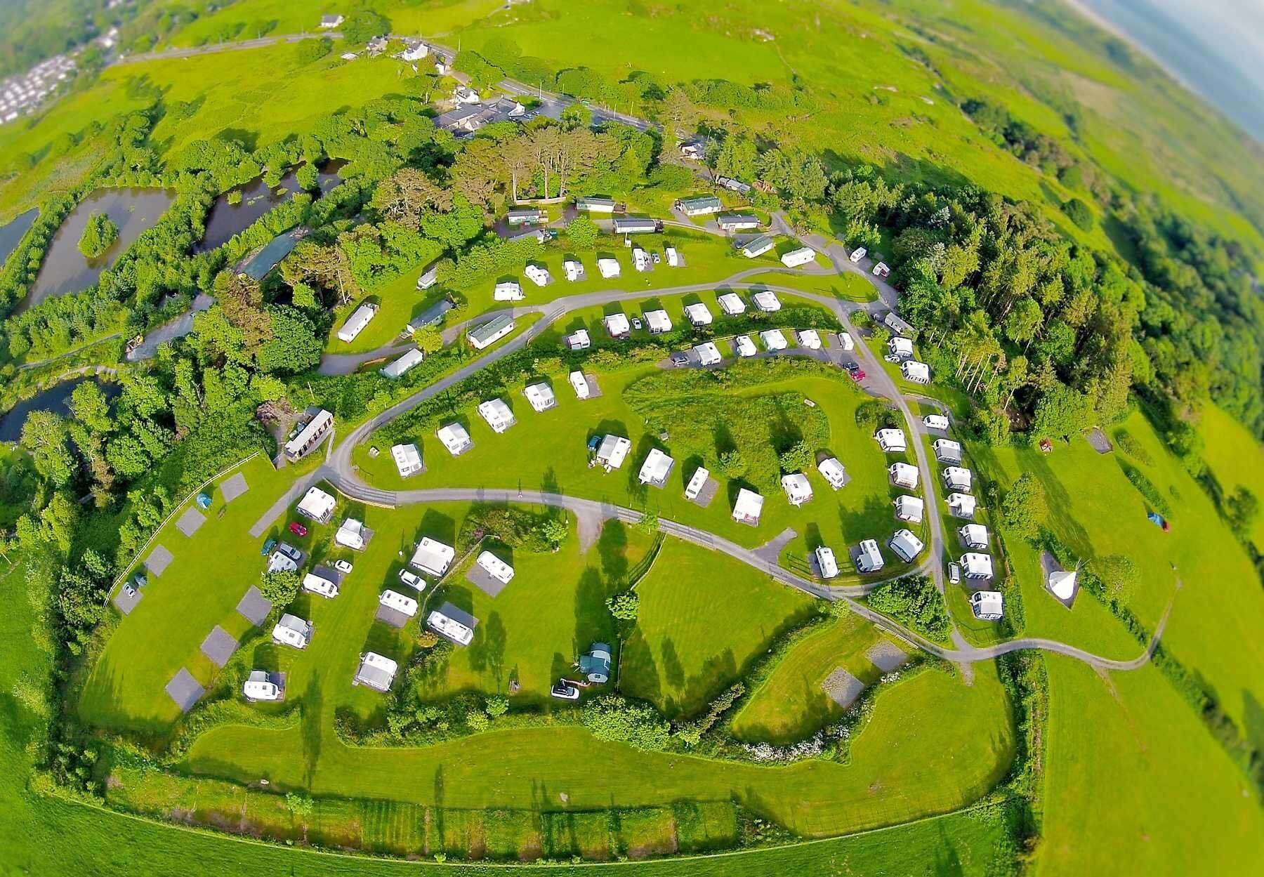 Eisteddfa Caravan And Camping Site