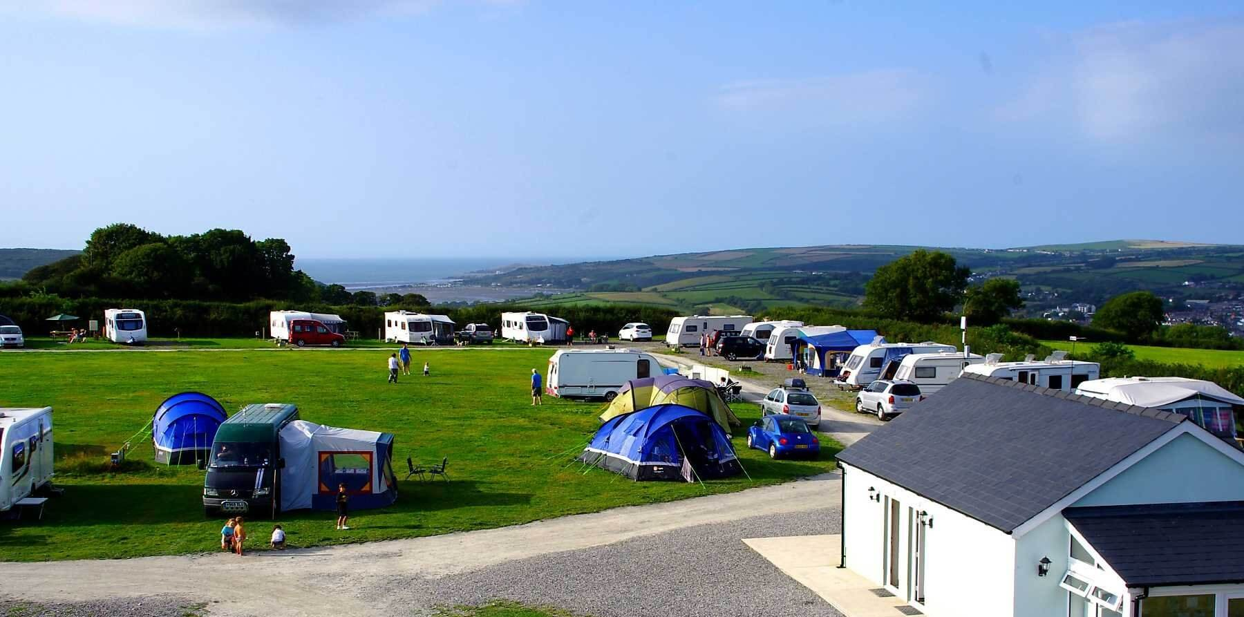 Cardigan Camping And Touring Caravan Site, Cardigan, Ceredigion | Head Outside