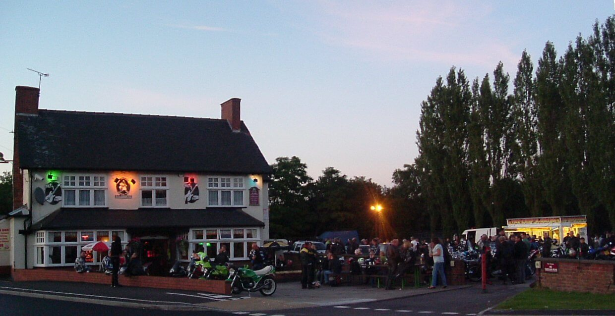 The Victoria Bikers Pub (for adults only)