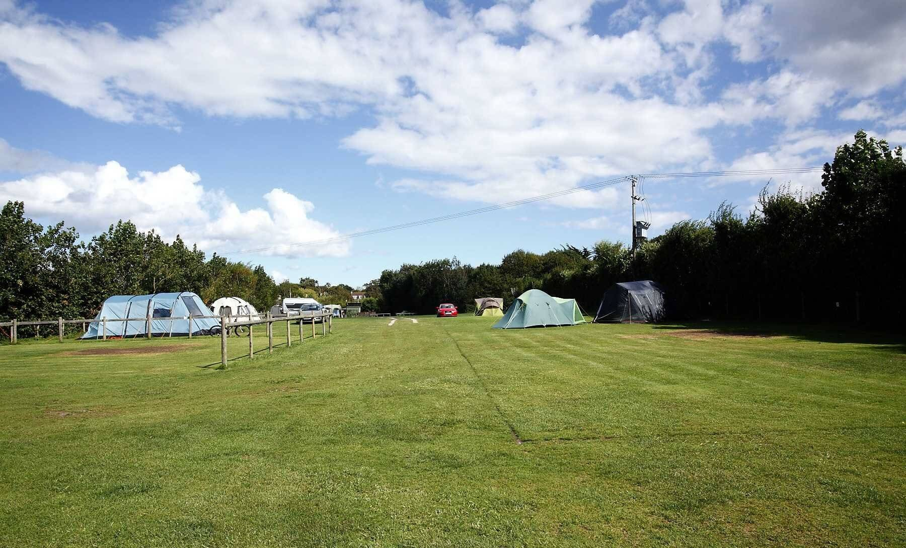 Heathfield Farm Camping Site