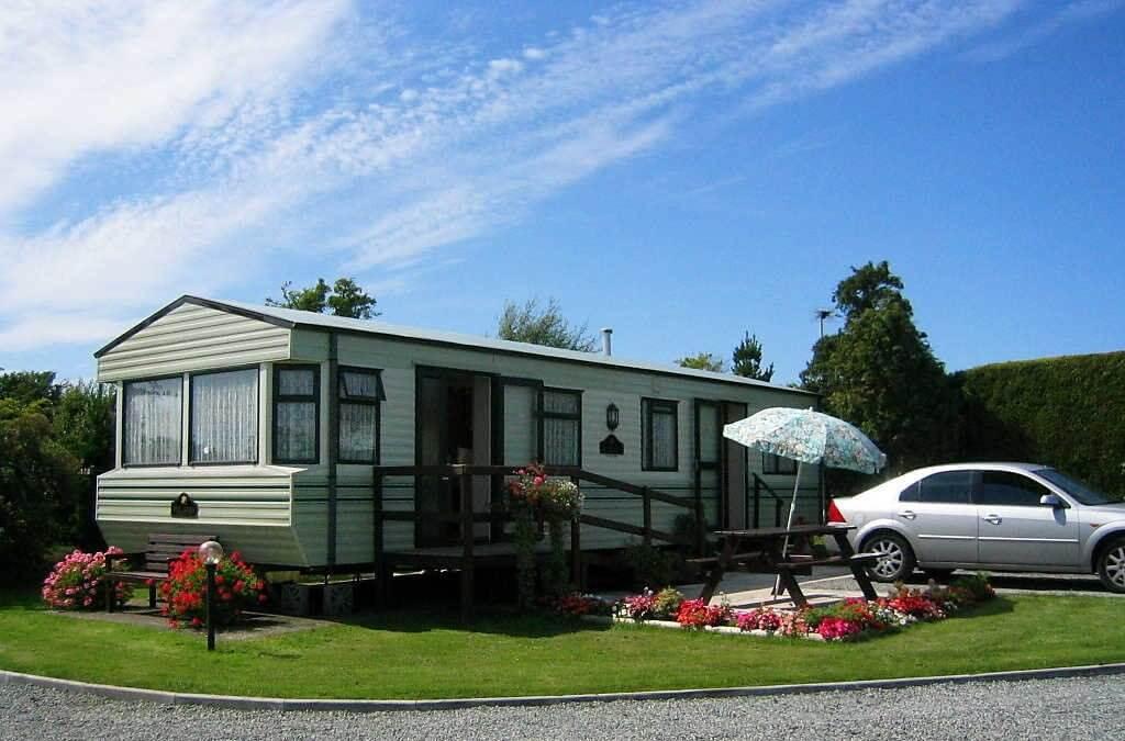 Minffordd Caravan Park, Moelfre, Isle Of Anglesey | Head Outside
