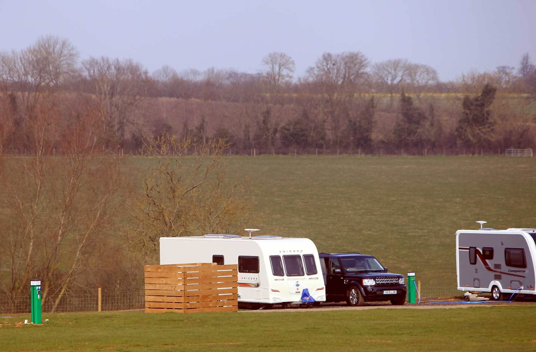 New Lodge Farm Caravan And Camping Site