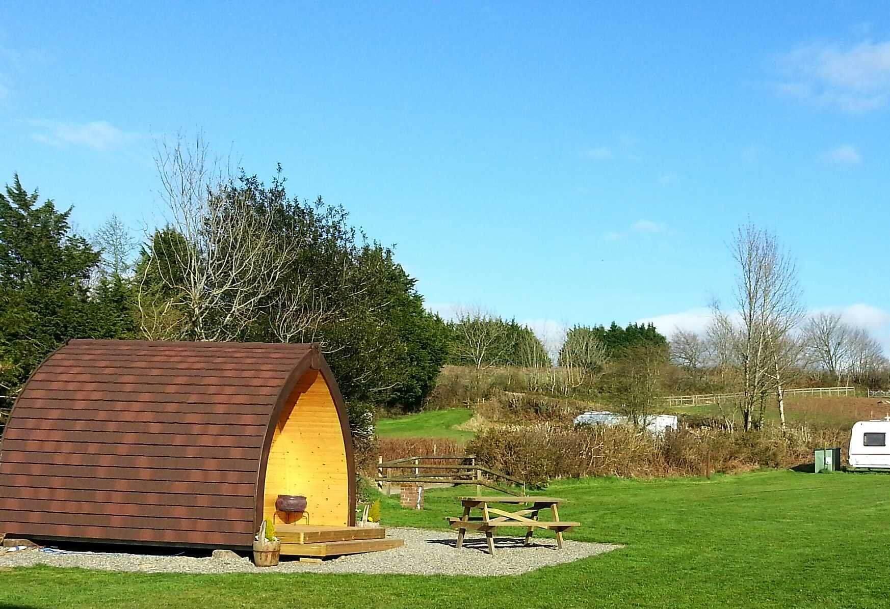 Dolbryn Caravan & Camping