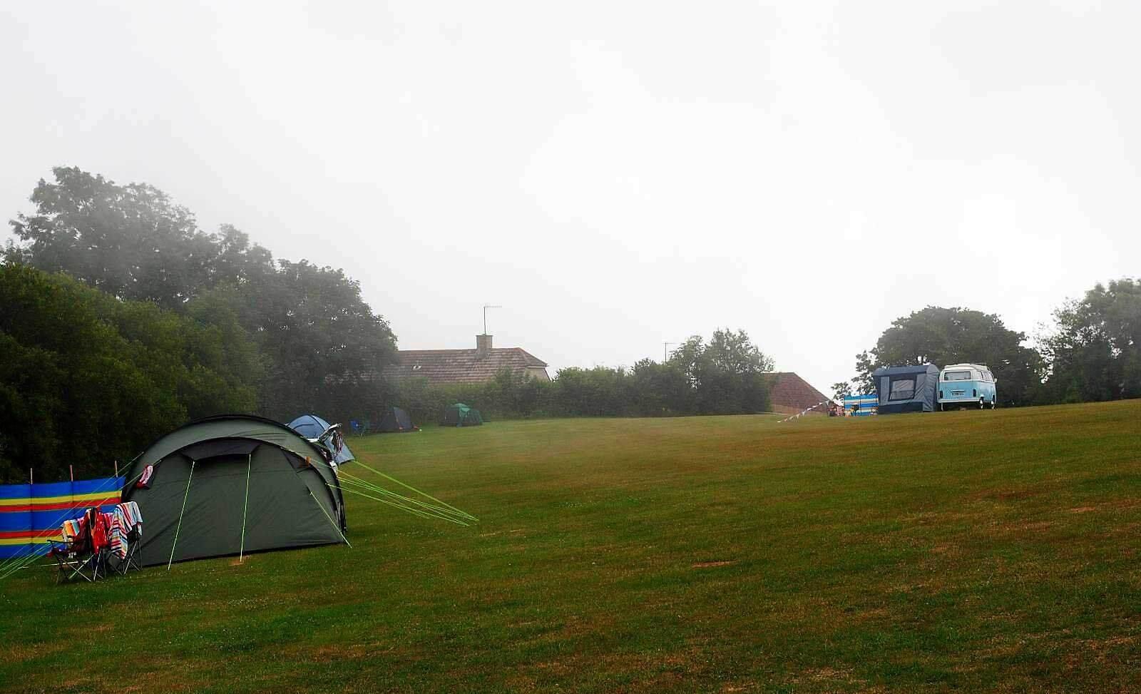 Rosewall Camping Riding & Lakes
