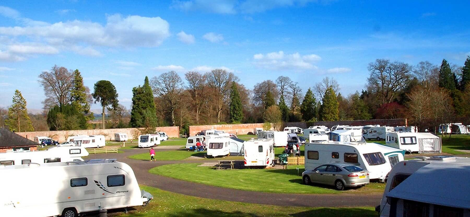 Blair Drummond Caravan Park