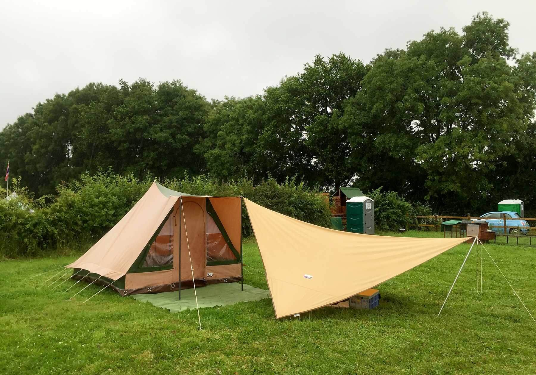Botany Camping, Warminster, Wiltshire | Head Outside