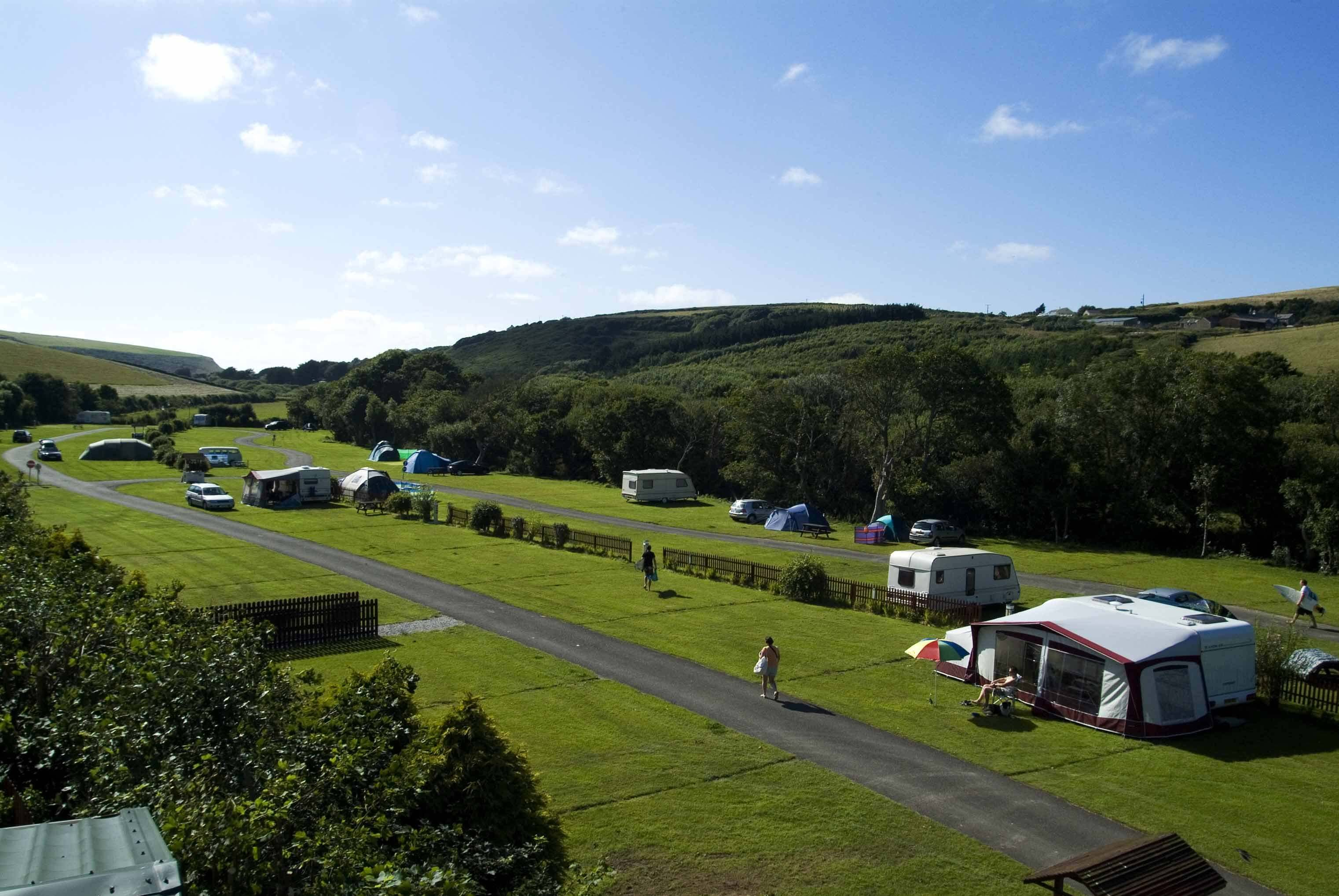 Sun Haven Valley Country Holiday Park, Mawgan Porth, East Cornwall | Head Outside