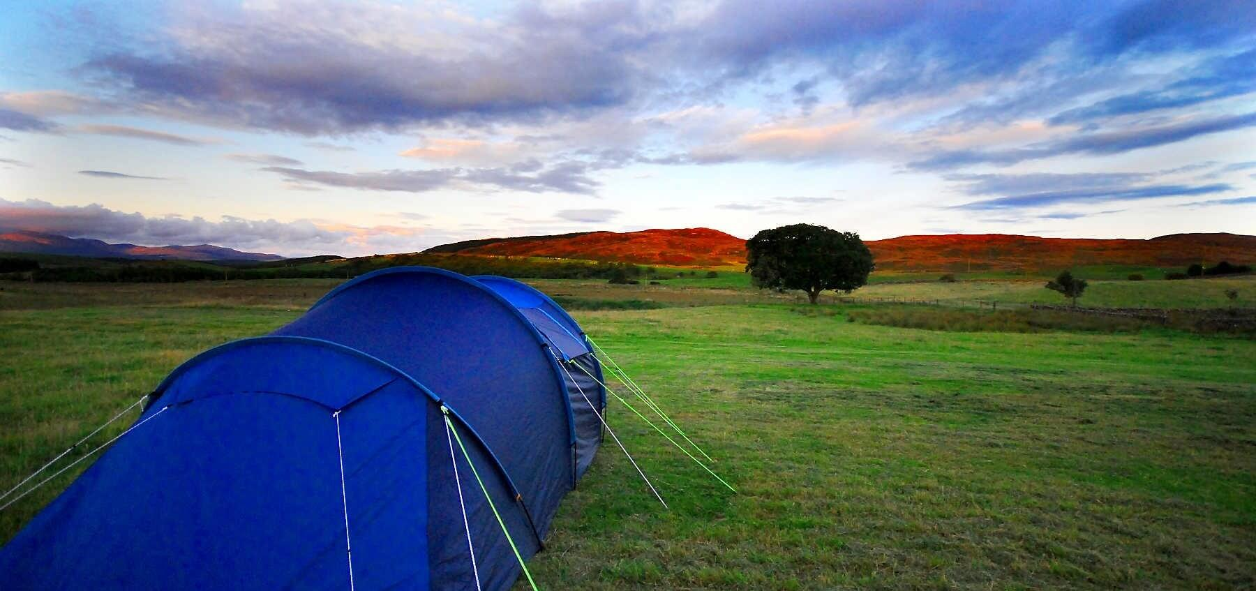 Balloch O Dee Campsite And Trekking Centre