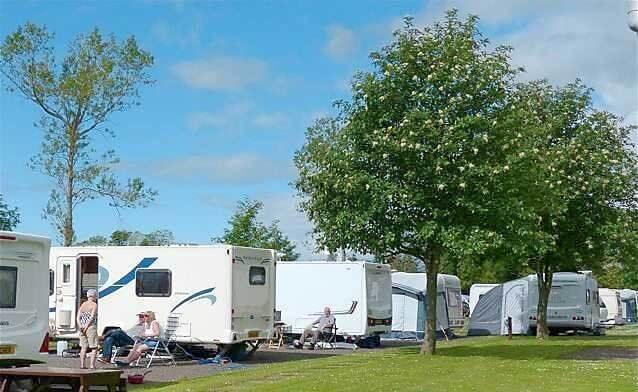 Drumshademuir Caravan And Camping Park