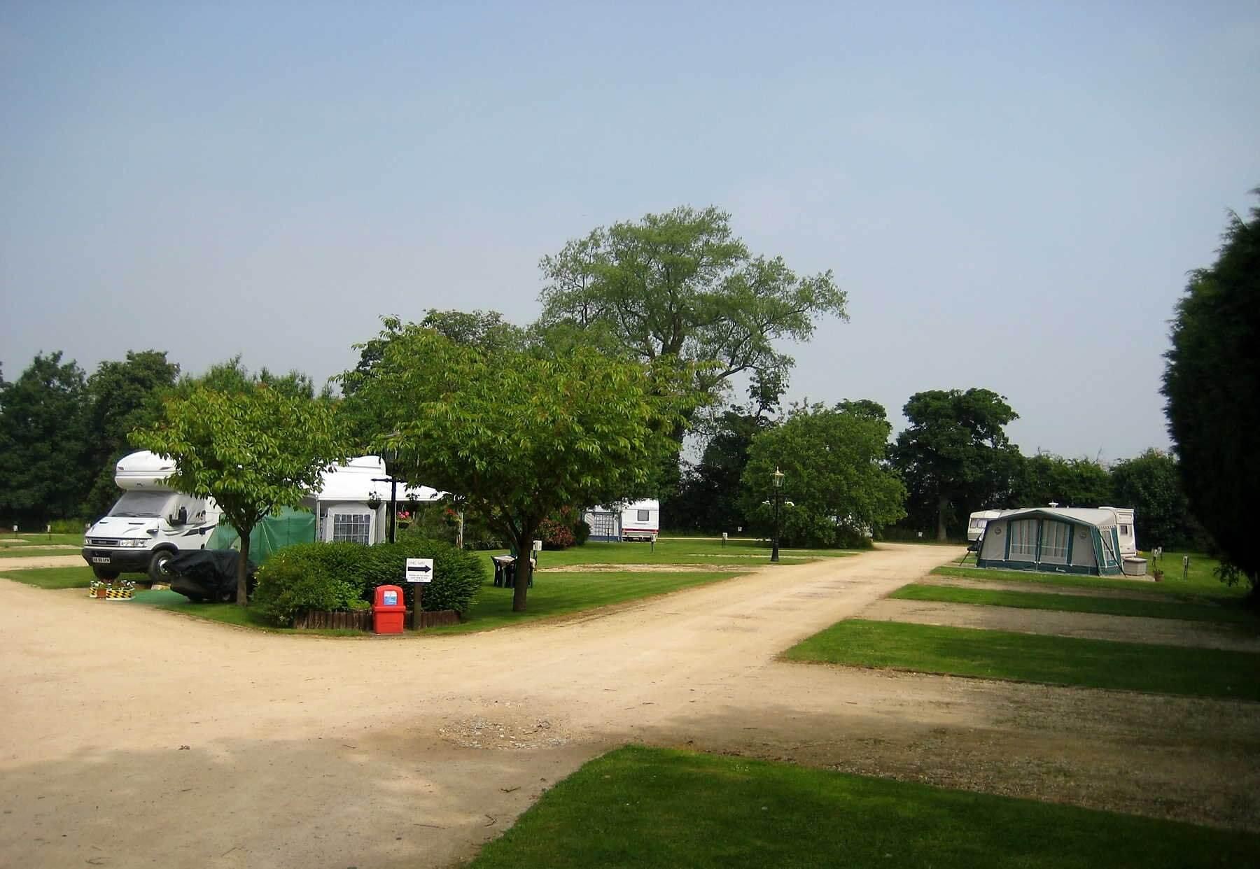 Ranksborough Hall Caravan & Camping