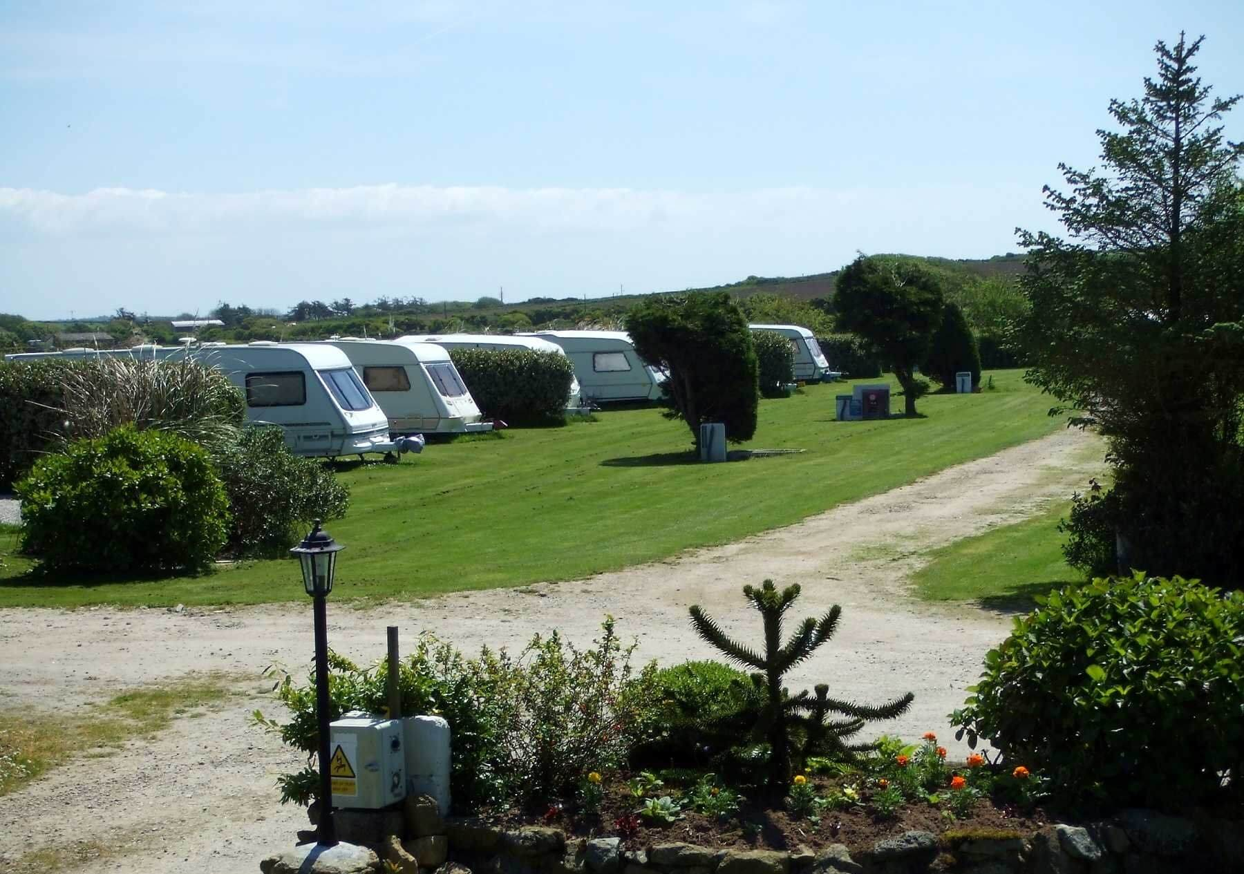 Cardinney Caravan And Camping Park, Penzance, West Cornwall | Head Outside