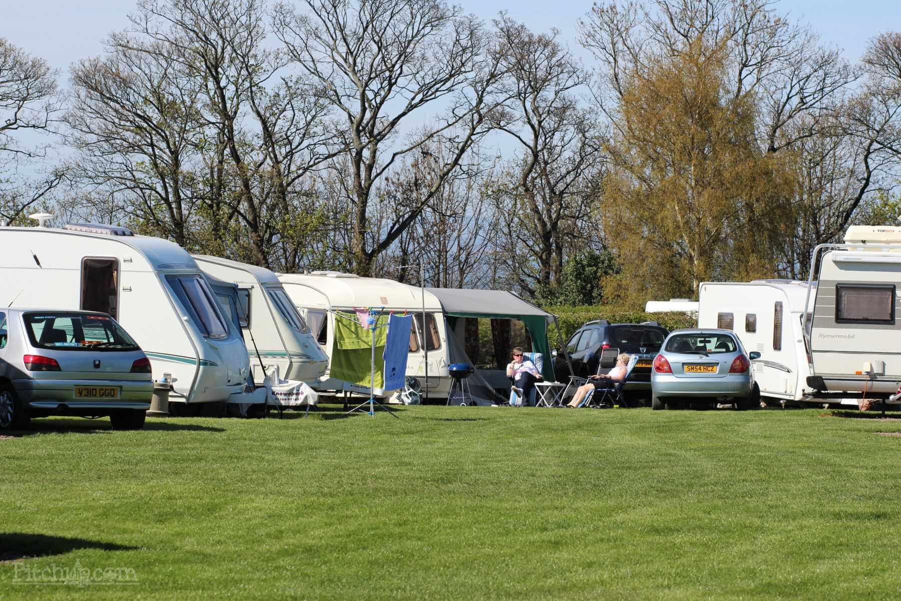 Buckhurst campsite