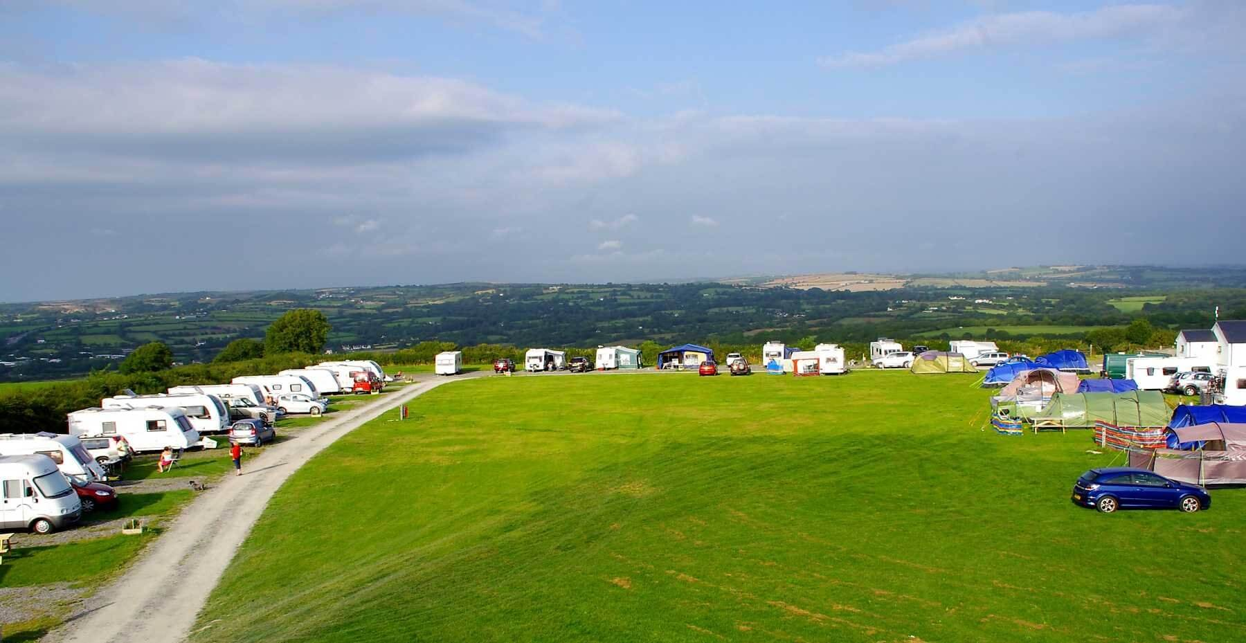 Cardigan Camping And Touring Caravan Site