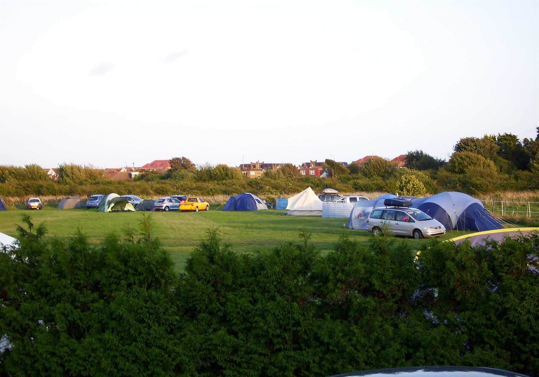 The Barn Caravan Park, Brighton, West Sussex | Head Outside