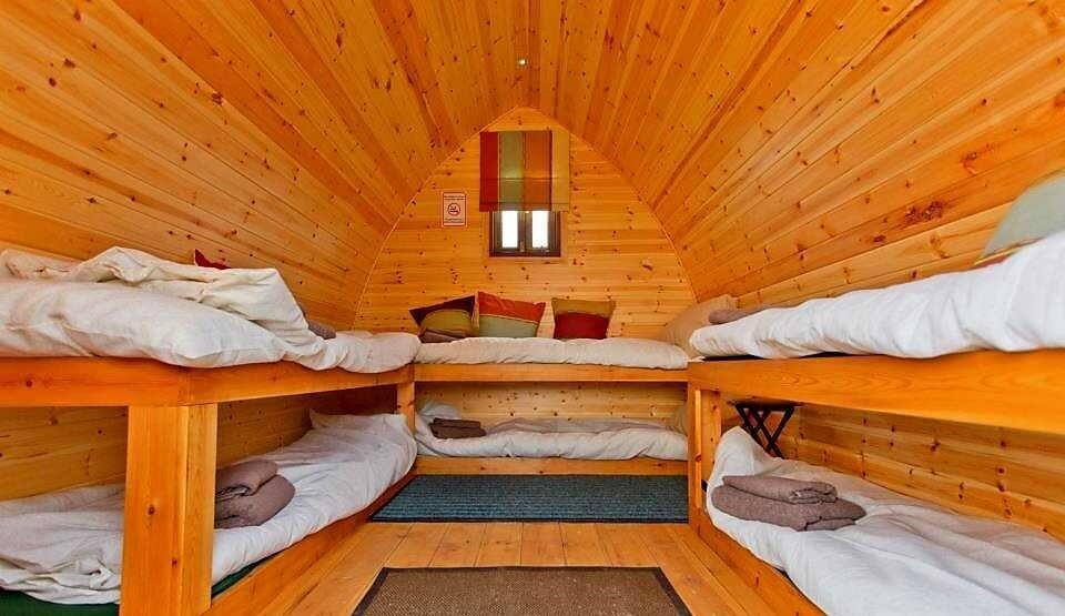 Fedwen Fawr Pod Camping