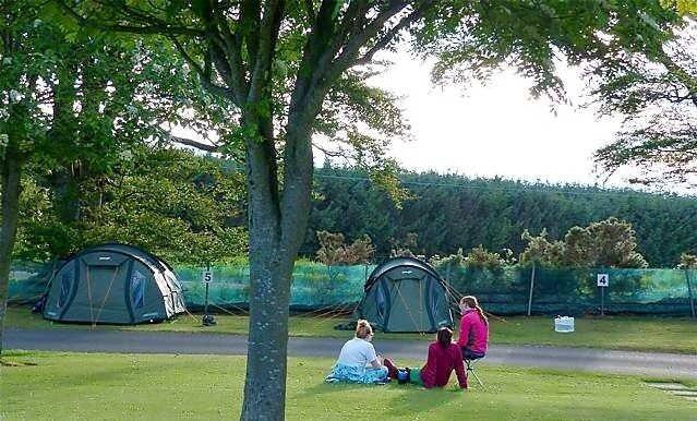 Drumshademuir Caravan And Camping Park, Forfar, Angus  | Head Outside