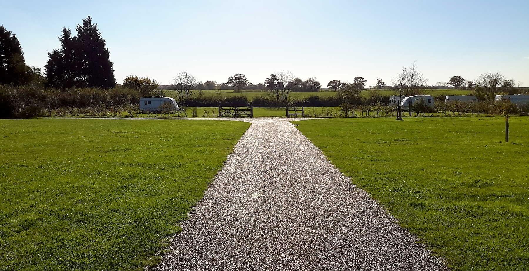Haw Wood Farm Caravan & Camping Park