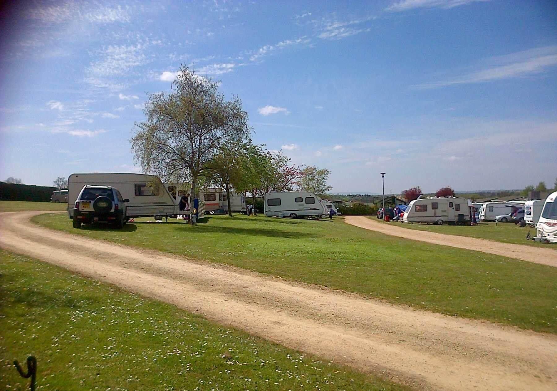 Dodwell Park Camping & Caravan Site