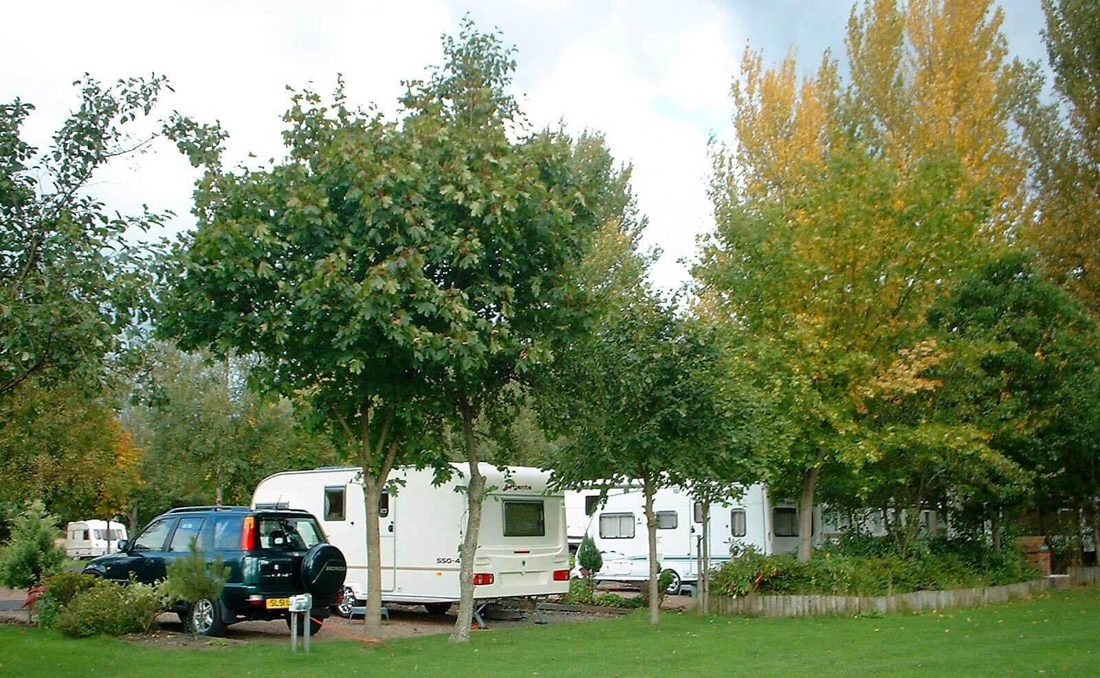 Crossburn Caravan Park Peebles, Peebles, Borders  | Head Outside