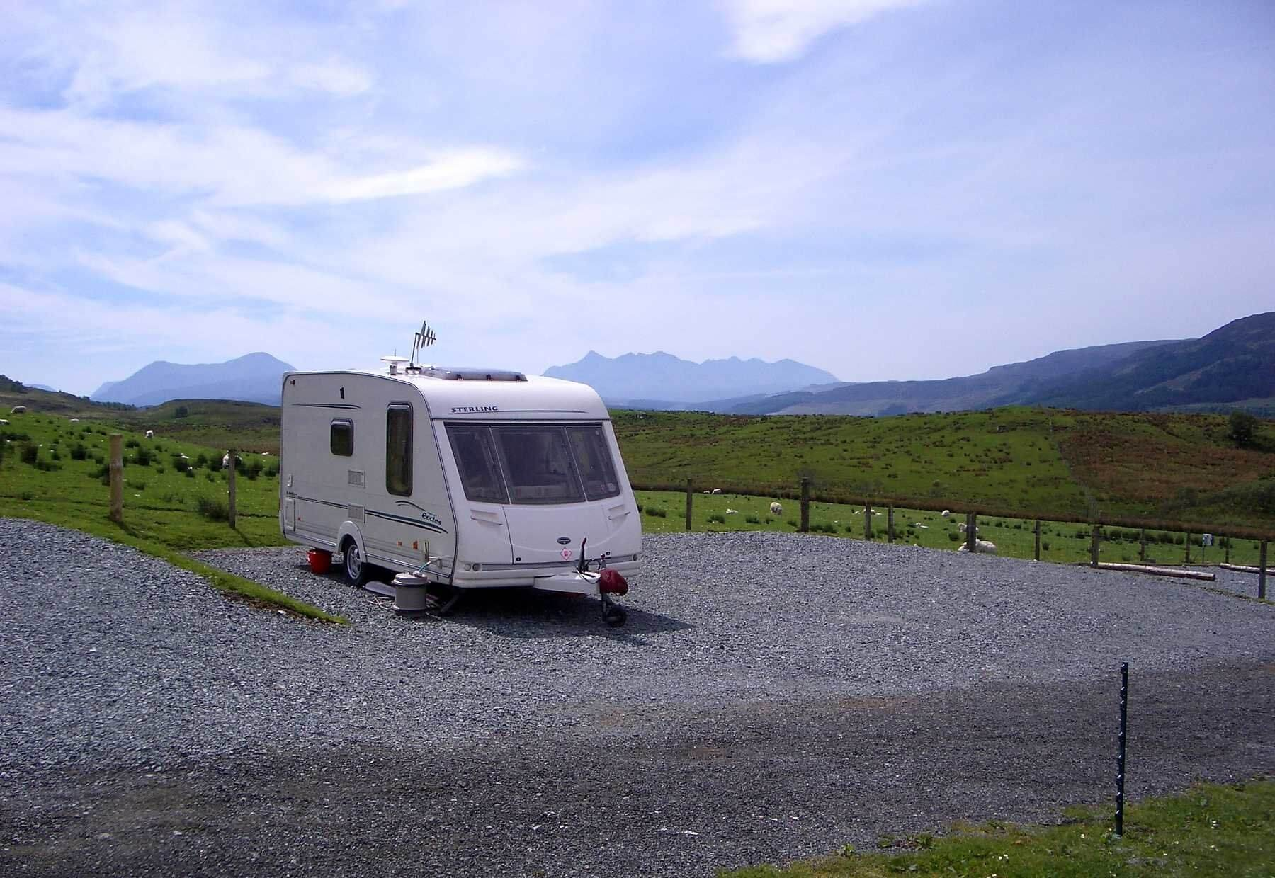 Torvaig Caravan And Camping Site
