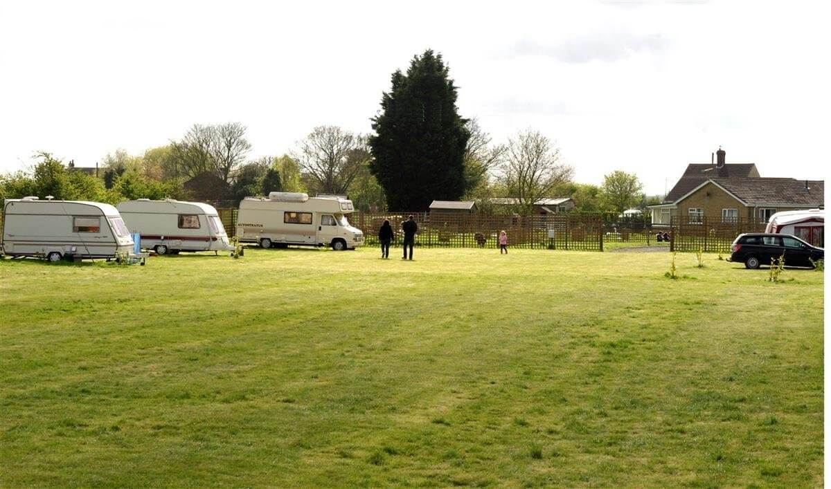 Standen Lodge Campsite