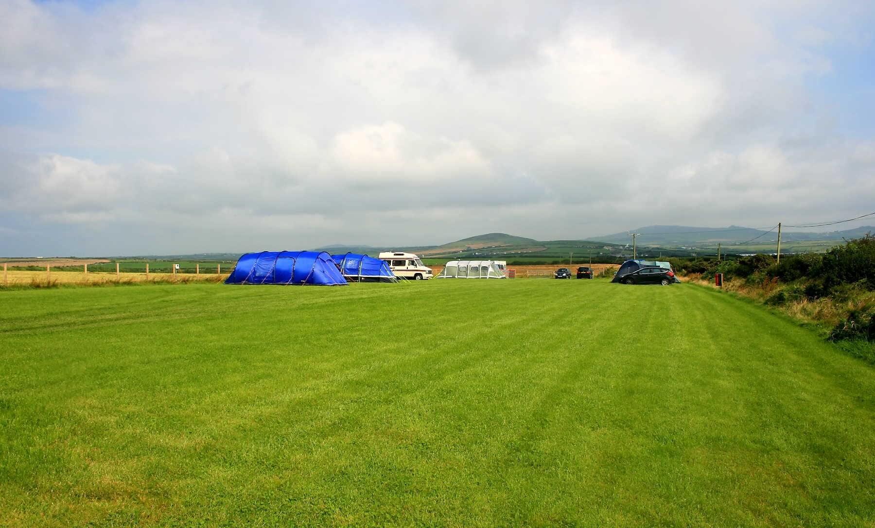 Bwlchgwyn Camp Site, Pwllheli, Gwynedd | Head Outside