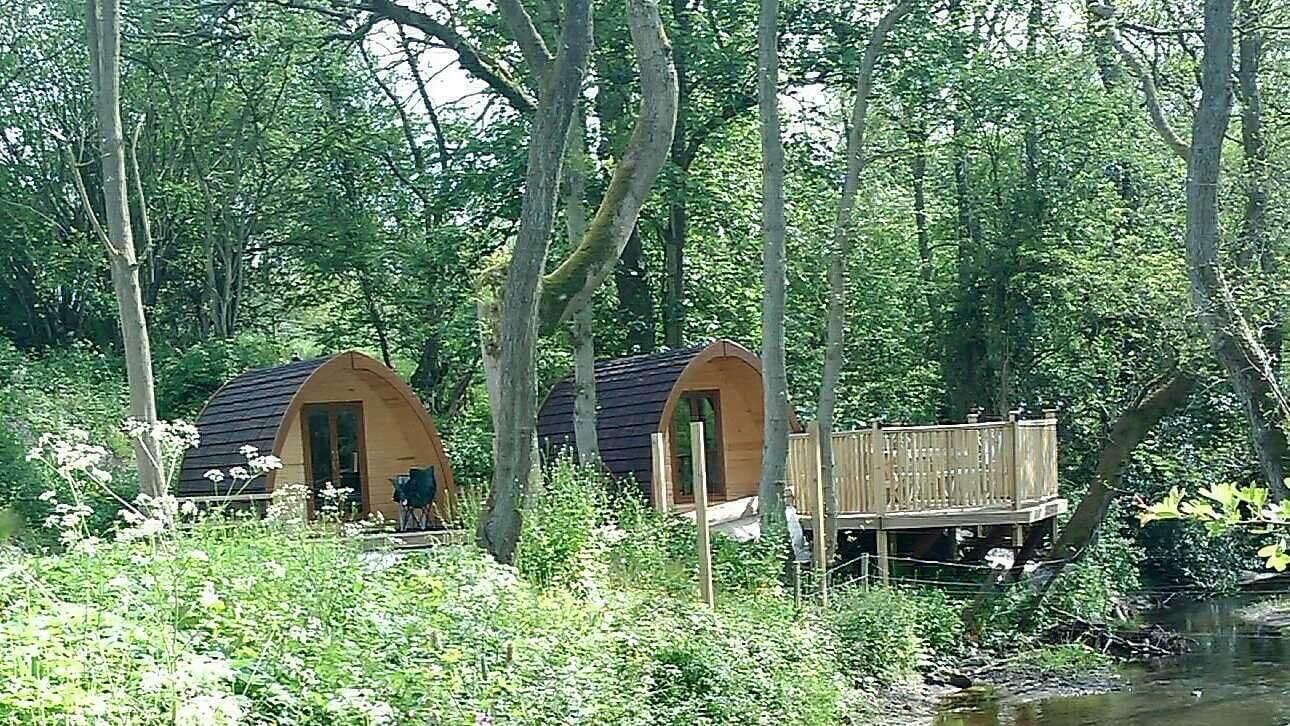 Bryn Dwr Camping Pods