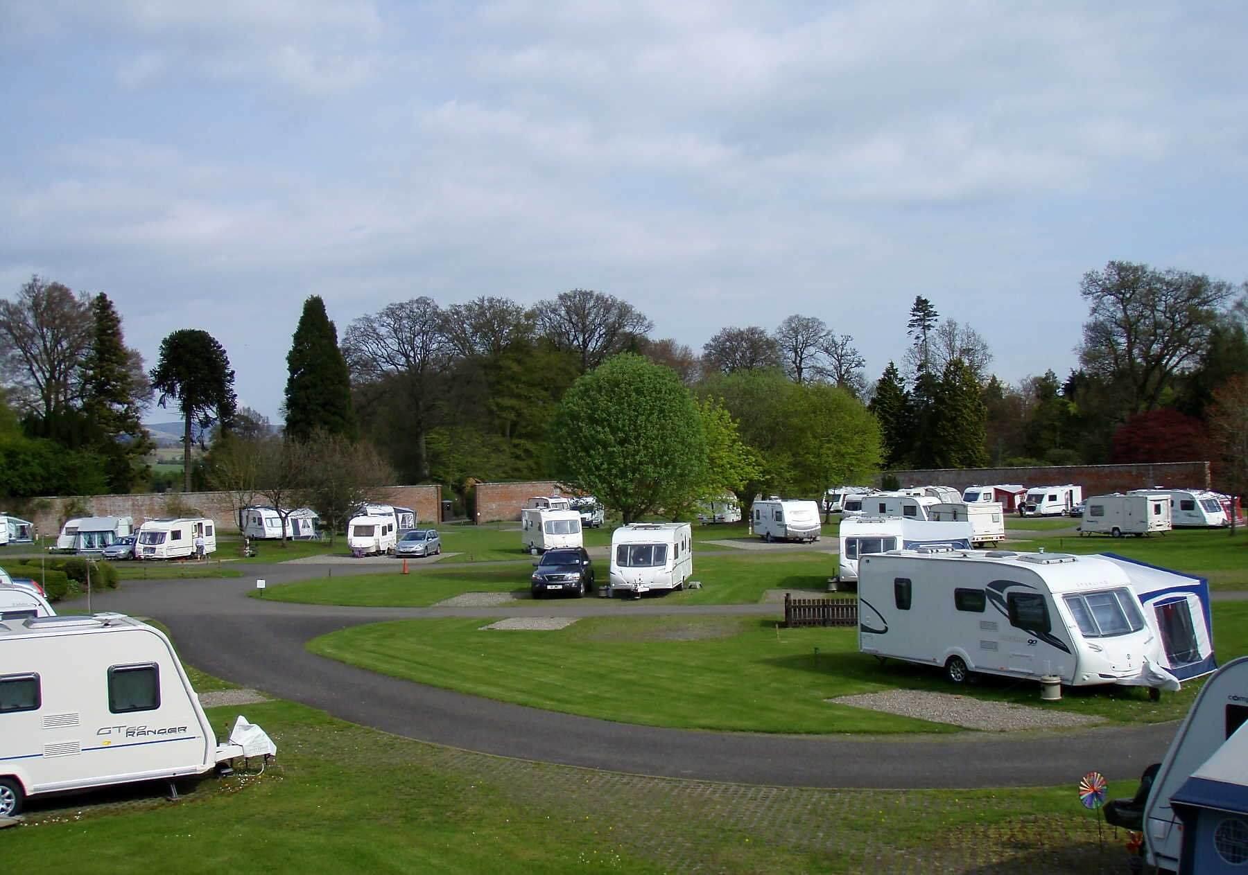 Blair Drummond Caravan Park, Blair Drummond, Stirlingshire | Head Outside
