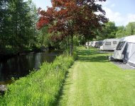 Riverbend Caravan Park, Welshpool, Powys | Head Outside