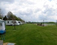Coombe Caravan Park, Salisbury, Wiltshire | Head Outside