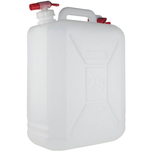 Yellowstone 25 Litre Jerry Can with Tap | CW057