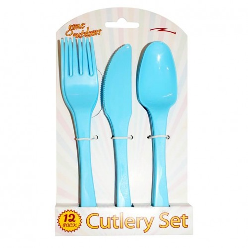 Boyz Toys Cutlery Set 12pk | RY690