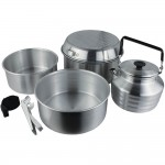 Yellowstone 6 Piece Cook Set with Kettle   CA1200